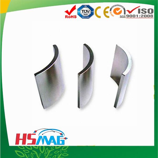 N52 NdFeB Arc Magnet