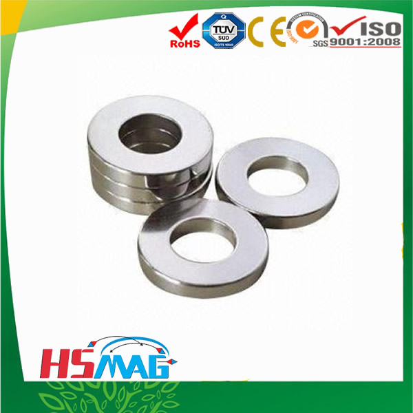 N52 NdFeB Ring Magnet