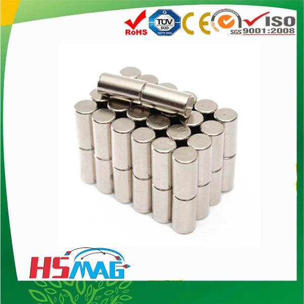 N52 NdFeB Rod Magnet