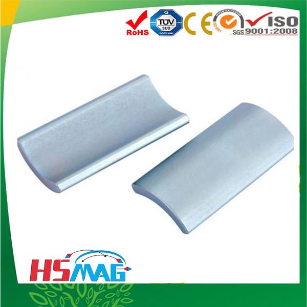 N45 Arc Magnet Neodymium-Iron-Boron