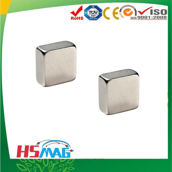 N45 Permanent Magnet Neodymium Block