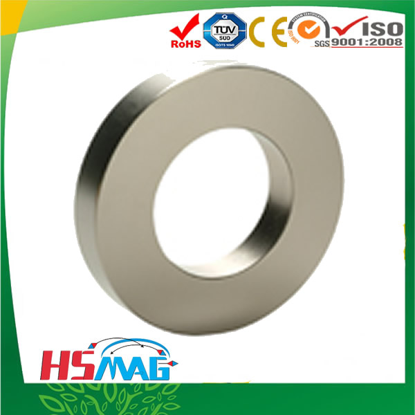 N45 Ring Magnet Rare Earth Neodymium