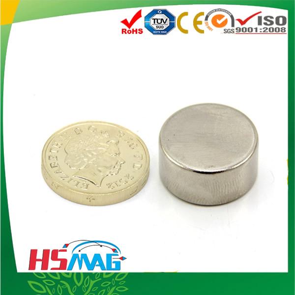 N48 Disc Magnet Neodymium-Iron-Boron