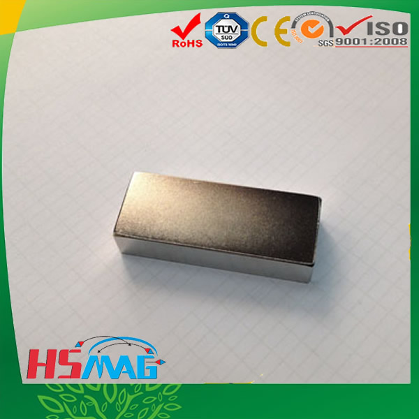 Strong Strength Rectangular N42 NdFeB Magnet